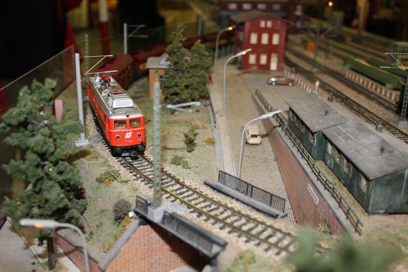 """Historische Modellbahnausstellung: 75 Jahre TRIX EXPRESS """"Automatik""""-Entkupplung 1938 16078637yp"""