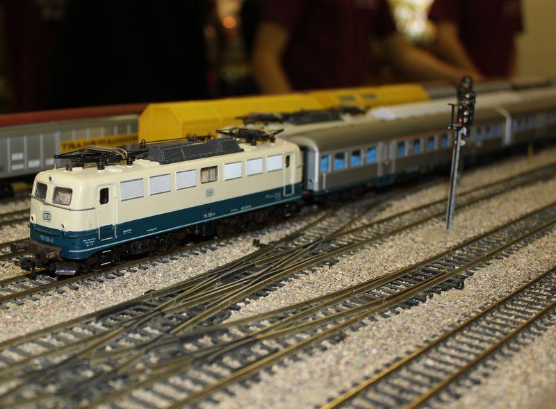 """Historische Modellbahnausstellung: 75 Jahre TRIX EXPRESS """"Automatik""""-Entkupplung 1938 16078638nk"""