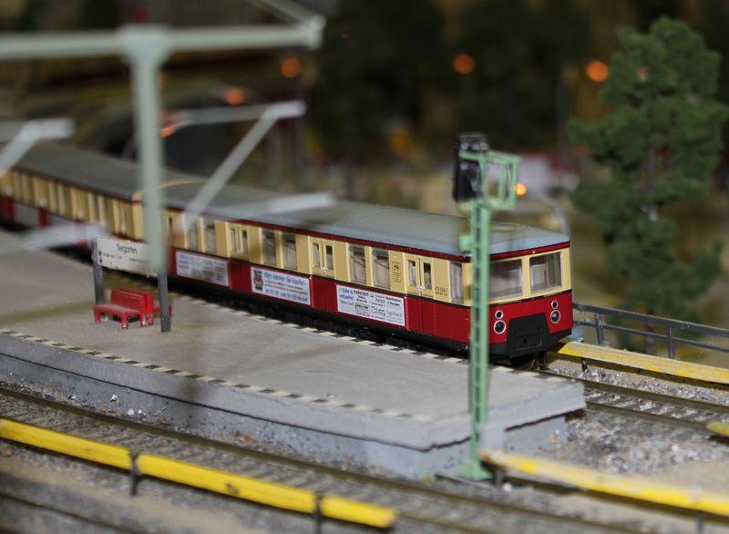 """Historische Modellbahnausstellung: 75 Jahre TRIX EXPRESS """"Automatik""""-Entkupplung 1938 16078640ab"""
