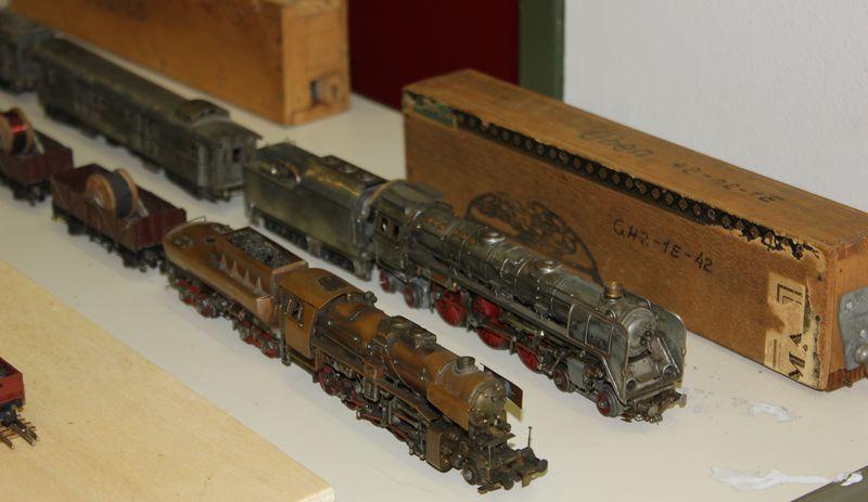 """Historische Modellbahnausstellung: 75 Jahre TRIX EXPRESS """"Automatik""""-Entkupplung 1938 16078643up"""