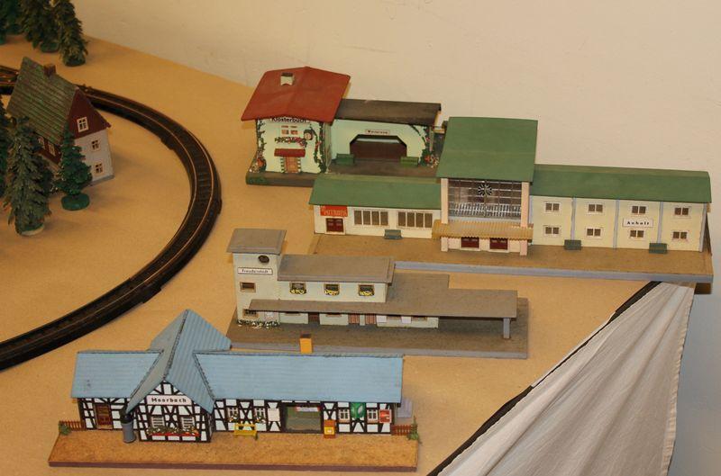 """Historische Modellbahnausstellung: 75 Jahre TRIX EXPRESS """"Automatik""""-Entkupplung 1938 16078658dz"""