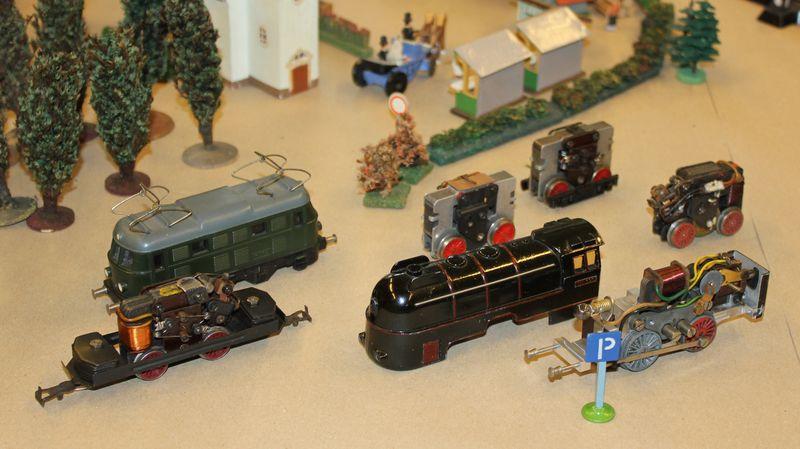 """Historische Modellbahnausstellung: 75 Jahre TRIX EXPRESS """"Automatik""""-Entkupplung 1938 16078661vi"""