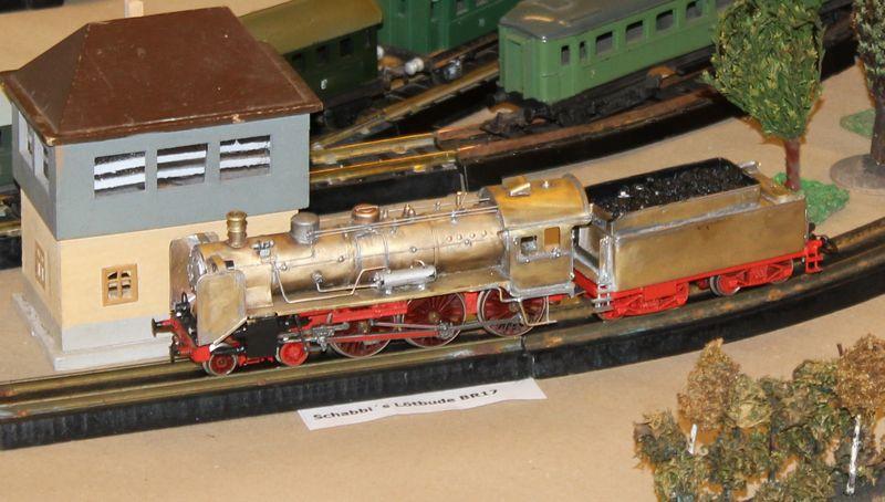 """Historische Modellbahnausstellung: 75 Jahre TRIX EXPRESS """"Automatik""""-Entkupplung 1938 16078663jd"""