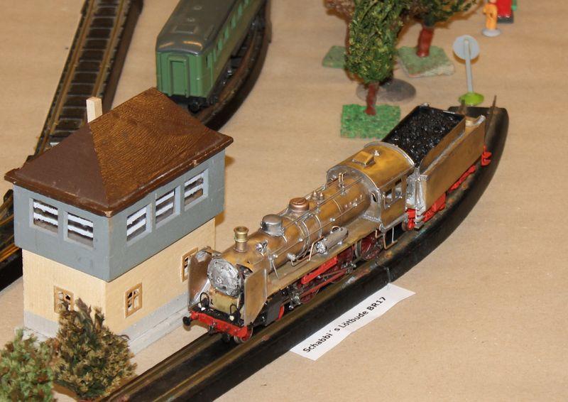 """Historische Modellbahnausstellung: 75 Jahre TRIX EXPRESS """"Automatik""""-Entkupplung 1938 16078665pr"""