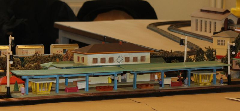 """Historische Modellbahnausstellung: 75 Jahre TRIX EXPRESS """"Automatik""""-Entkupplung 1938 16078666ls"""