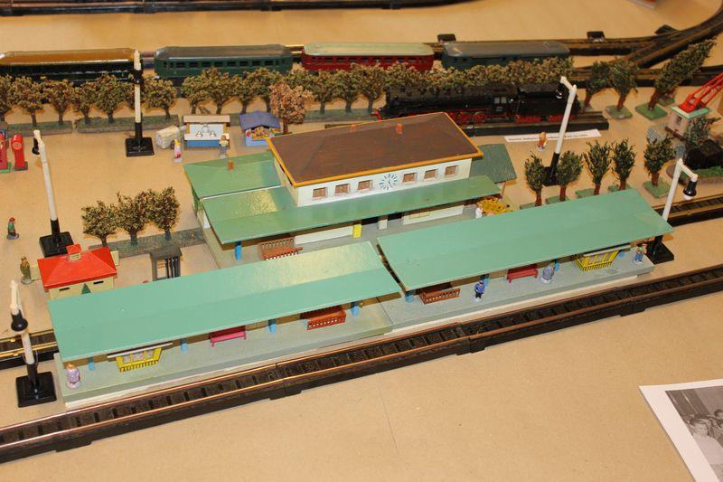"""Historische Modellbahnausstellung: 75 Jahre TRIX EXPRESS """"Automatik""""-Entkupplung 1938 16078718hl"""