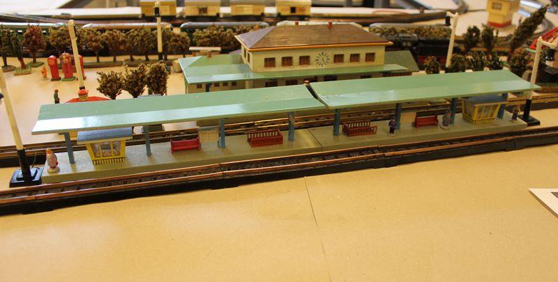 """Historische Modellbahnausstellung: 75 Jahre TRIX EXPRESS """"Automatik""""-Entkupplung 1938 16078723ux"""