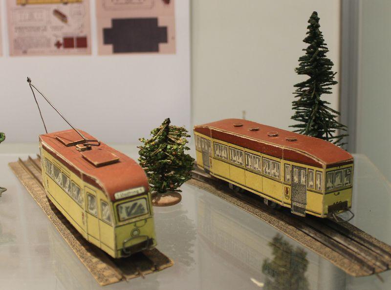 """Historische Modellbahnausstellung: 75 Jahre TRIX EXPRESS """"Automatik""""-Entkupplung 1938 16078725yu"""