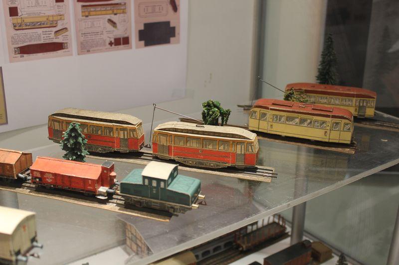 """Historische Modellbahnausstellung: 75 Jahre TRIX EXPRESS """"Automatik""""-Entkupplung 1938 16078728pp"""