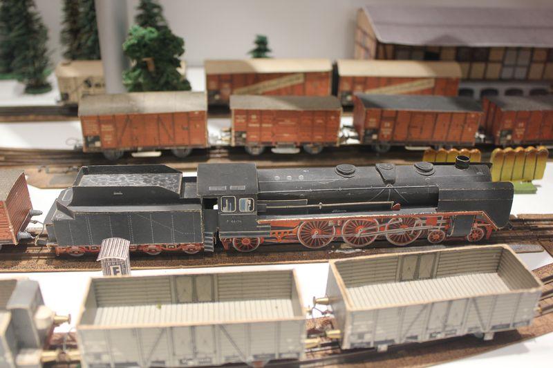 """Historische Modellbahnausstellung: 75 Jahre TRIX EXPRESS """"Automatik""""-Entkupplung 1938 16078730pl"""