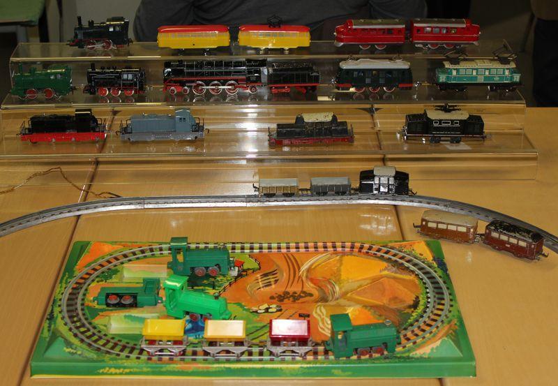 """Historische Modellbahnausstellung: 75 Jahre TRIX EXPRESS """"Automatik""""-Entkupplung 1938 16078735ye"""