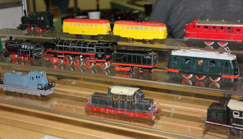 """Historische Modellbahnausstellung: 75 Jahre TRIX EXPRESS """"Automatik""""-Entkupplung 1938 16078739mx"""