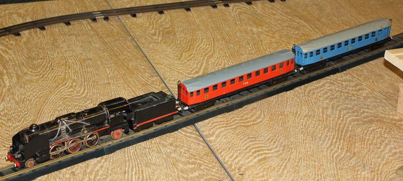 """Historische Modellbahnausstellung: 75 Jahre TRIX EXPRESS """"Automatik""""-Entkupplung 1938 16078802vr"""