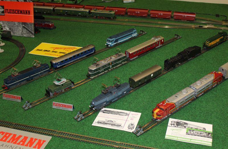 """Historische Modellbahnausstellung: 75 Jahre TRIX EXPRESS """"Automatik""""-Entkupplung 1938 16078806ba"""