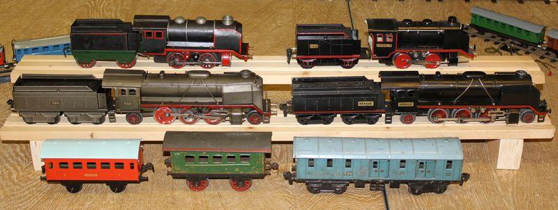 """Historische Modellbahnausstellung: 75 Jahre TRIX EXPRESS """"Automatik""""-Entkupplung 1938 16078811nm"""