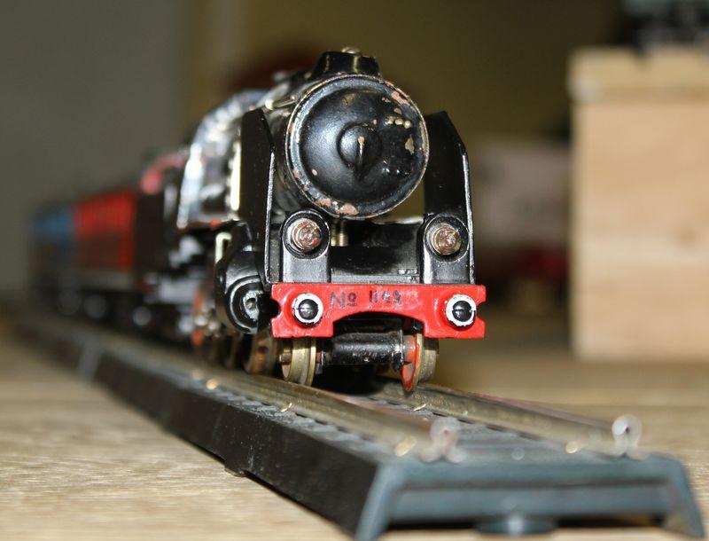 """Historische Modellbahnausstellung: 75 Jahre TRIX EXPRESS """"Automatik""""-Entkupplung 1938 16078947rr"""