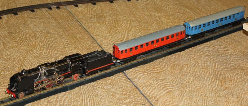 """Historische Modellbahnausstellung: 75 Jahre TRIX EXPRESS """"Automatik""""-Entkupplung 1938 16078948sq"""