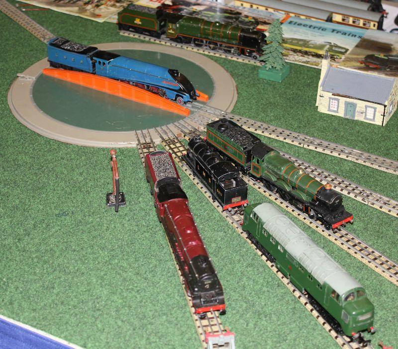 """Historische Modellbahnausstellung: 75 Jahre TRIX EXPRESS """"Automatik""""-Entkupplung 1938 16078951qh"""