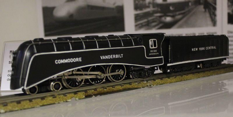 """Historische Modellbahnausstellung: 75 Jahre TRIX EXPRESS """"Automatik""""-Entkupplung 1938 16078952ho"""