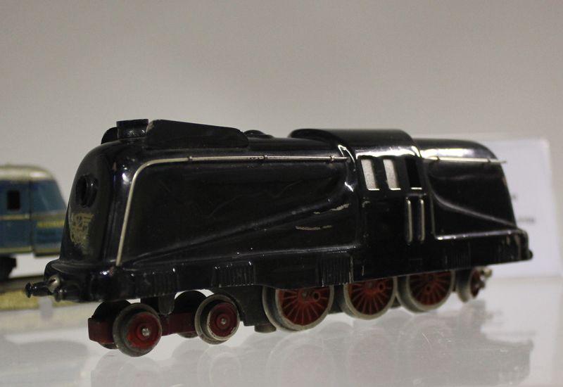 """Historische Modellbahnausstellung: 75 Jahre TRIX EXPRESS """"Automatik""""-Entkupplung 1938 16078953ms"""
