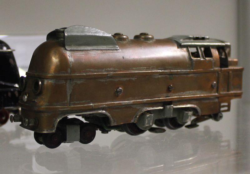 """Historische Modellbahnausstellung: 75 Jahre TRIX EXPRESS """"Automatik""""-Entkupplung 1938 16078954mz"""