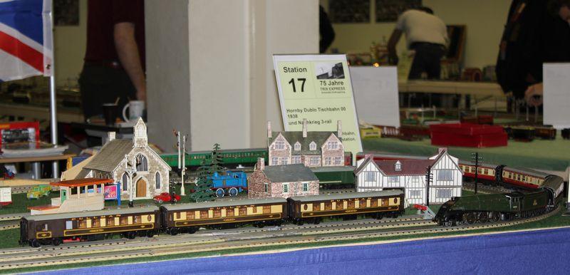 """Historische Modellbahnausstellung: 75 Jahre TRIX EXPRESS """"Automatik""""-Entkupplung 1938 16078955vs"""