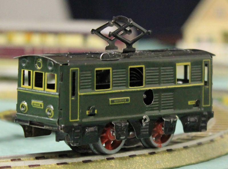 """Historische Modellbahnausstellung: 75 Jahre TRIX EXPRESS """"Automatik""""-Entkupplung 1938 16078957kc"""