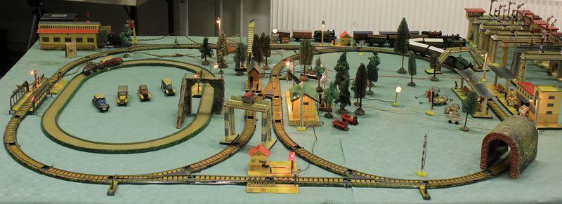 """Historische Modellbahnausstellung: 75 Jahre TRIX EXPRESS """"Automatik""""-Entkupplung 1938 16078983xi"""