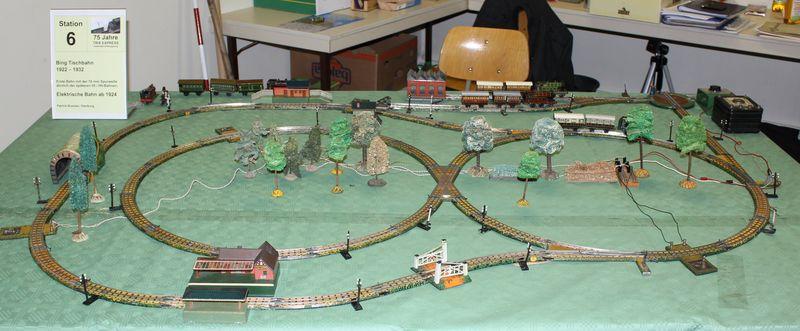 """Historische Modellbahnausstellung: 75 Jahre TRIX EXPRESS """"Automatik""""-Entkupplung 1938 16078990hz"""