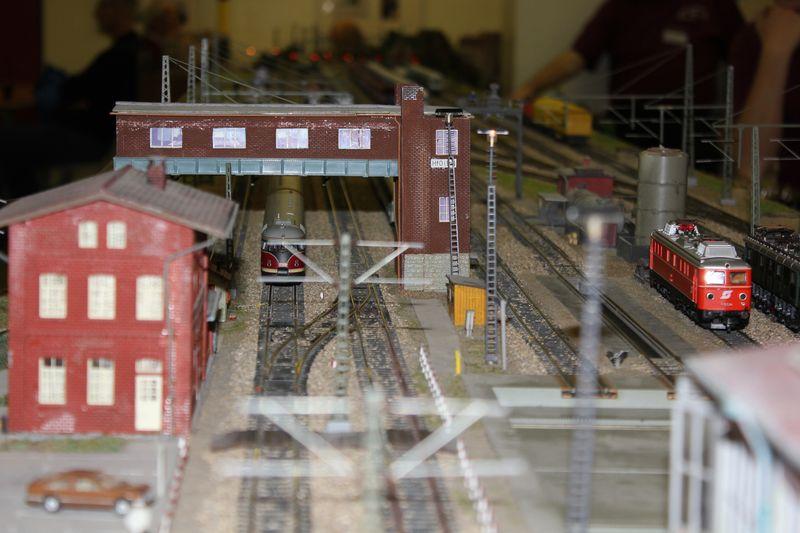 """Historische Modellbahnausstellung: 75 Jahre TRIX EXPRESS """"Automatik""""-Entkupplung 1938 16078991qd"""
