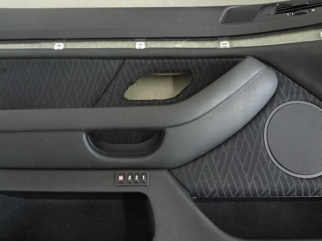 bmw e39 limousine sitze innenausstattung stoff rips. Black Bedroom Furniture Sets. Home Design Ideas
