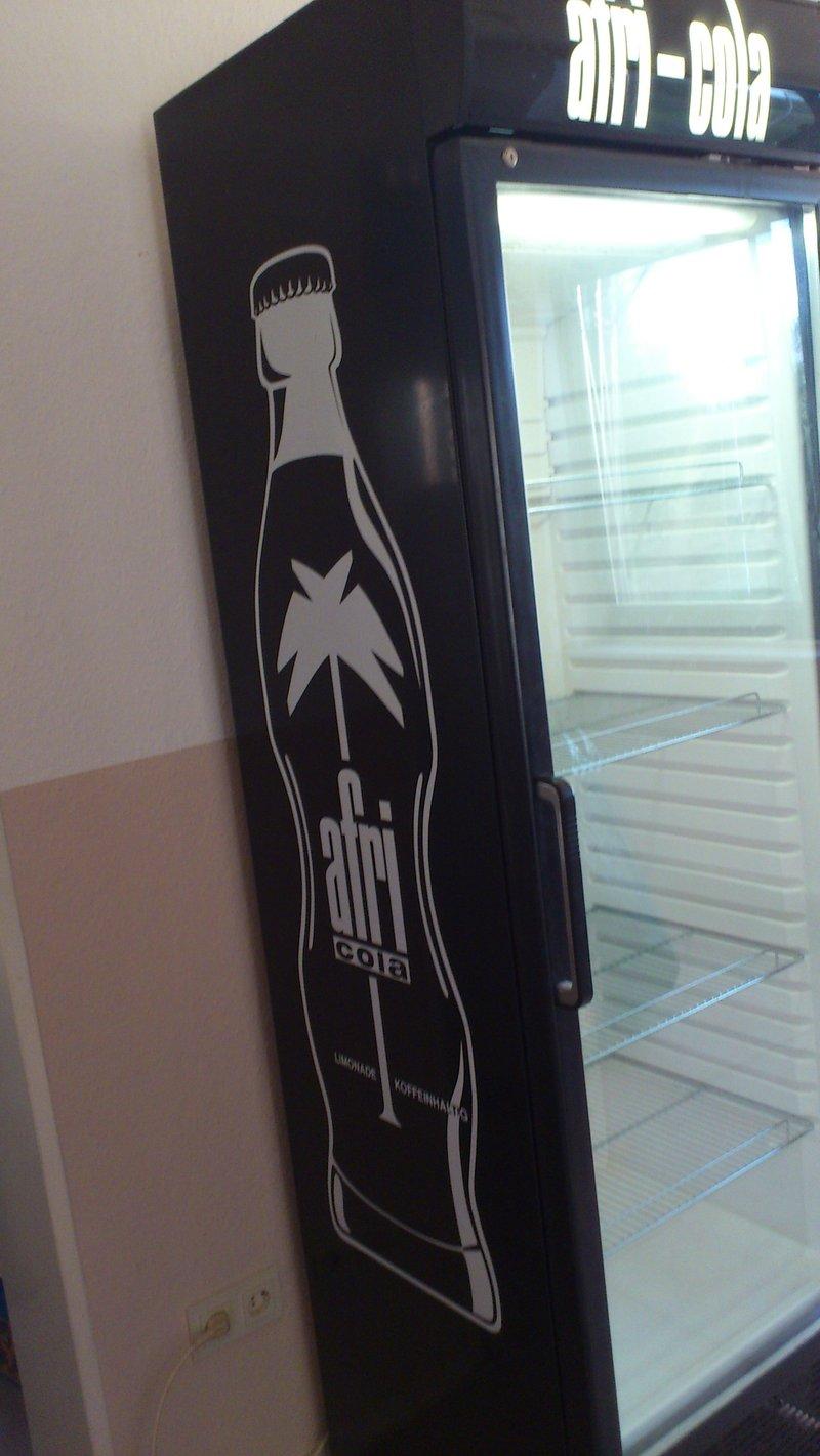 Niedlich Afri Cola Kühlschrank Zeitgenössisch - Die Designideen für ...