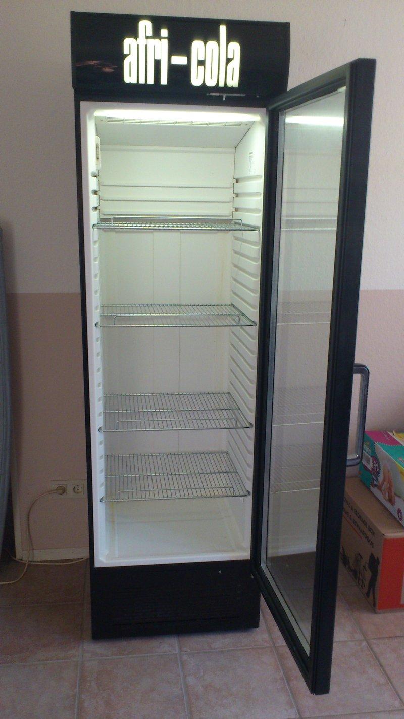 Großartig Cola Kühlschrank Gebraucht Galerie - Die besten ...