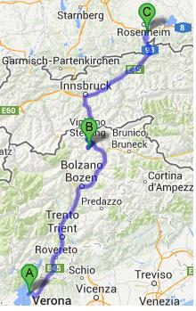 Bewegungsfahrt 2013 Der Reisebericht. 16188439zd