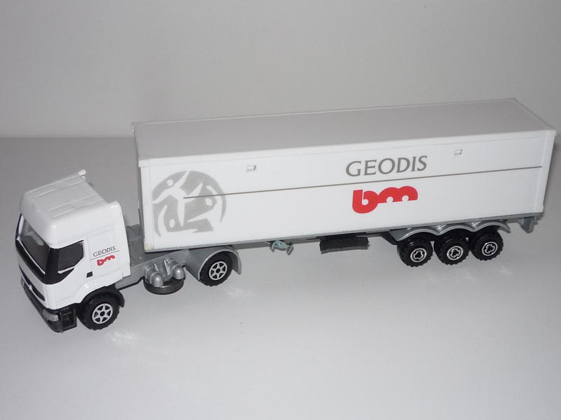 "N°3055 Renault Premium 1x 40"" Container 16240783xn"