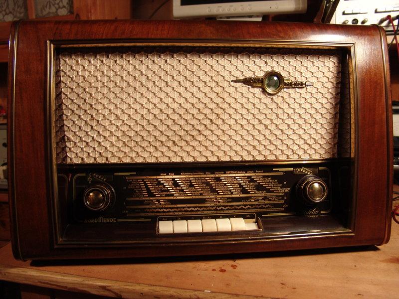 Dampfradioforum • Thema anzeigen - Nordmende Fidelio