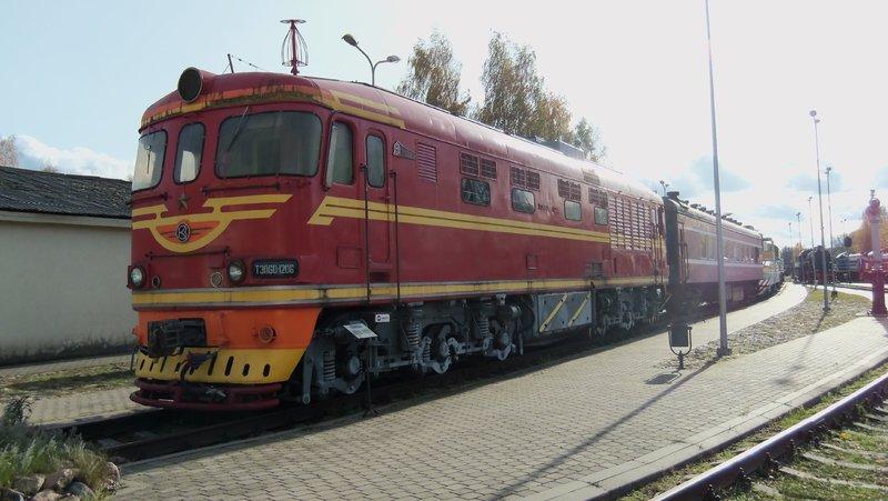 Eisenbahnbilder aus Lettland / Riga (gemischte Spurweiten) 16365151ft