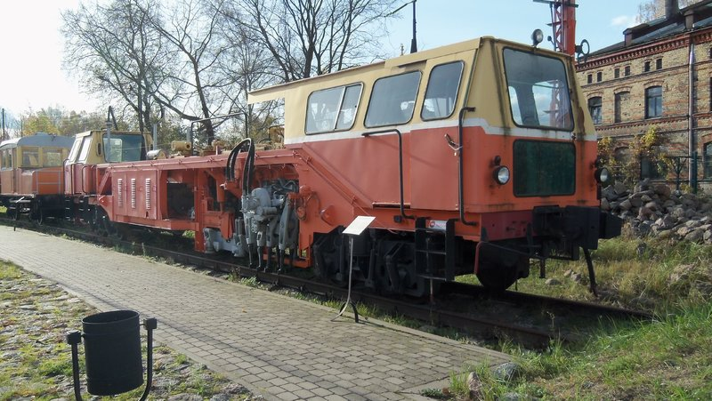 Eisenbahnbilder aus Lettland / Riga (gemischte Spurweiten) 16365159ec