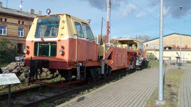Eisenbahnbilder aus Lettland / Riga (gemischte Spurweiten) 16365166hm