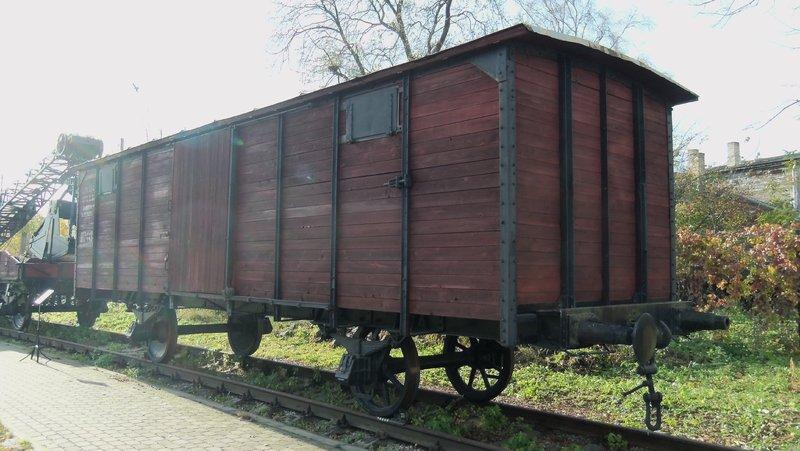 Eisenbahnbilder aus Lettland / Riga (gemischte Spurweiten) 16365169yg