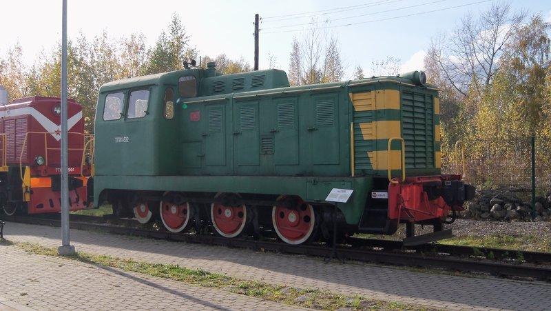 Eisenbahnbilder aus Lettland / Riga (gemischte Spurweiten) 16365179sm