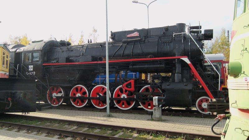 Eisenbahnbilder aus Lettland / Riga (gemischte Spurweiten) 16365184lk