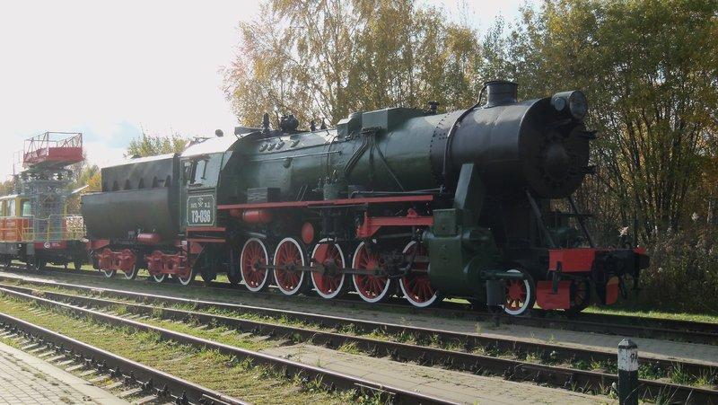 Eisenbahnbilder aus Lettland / Riga (gemischte Spurweiten) 16365189zl