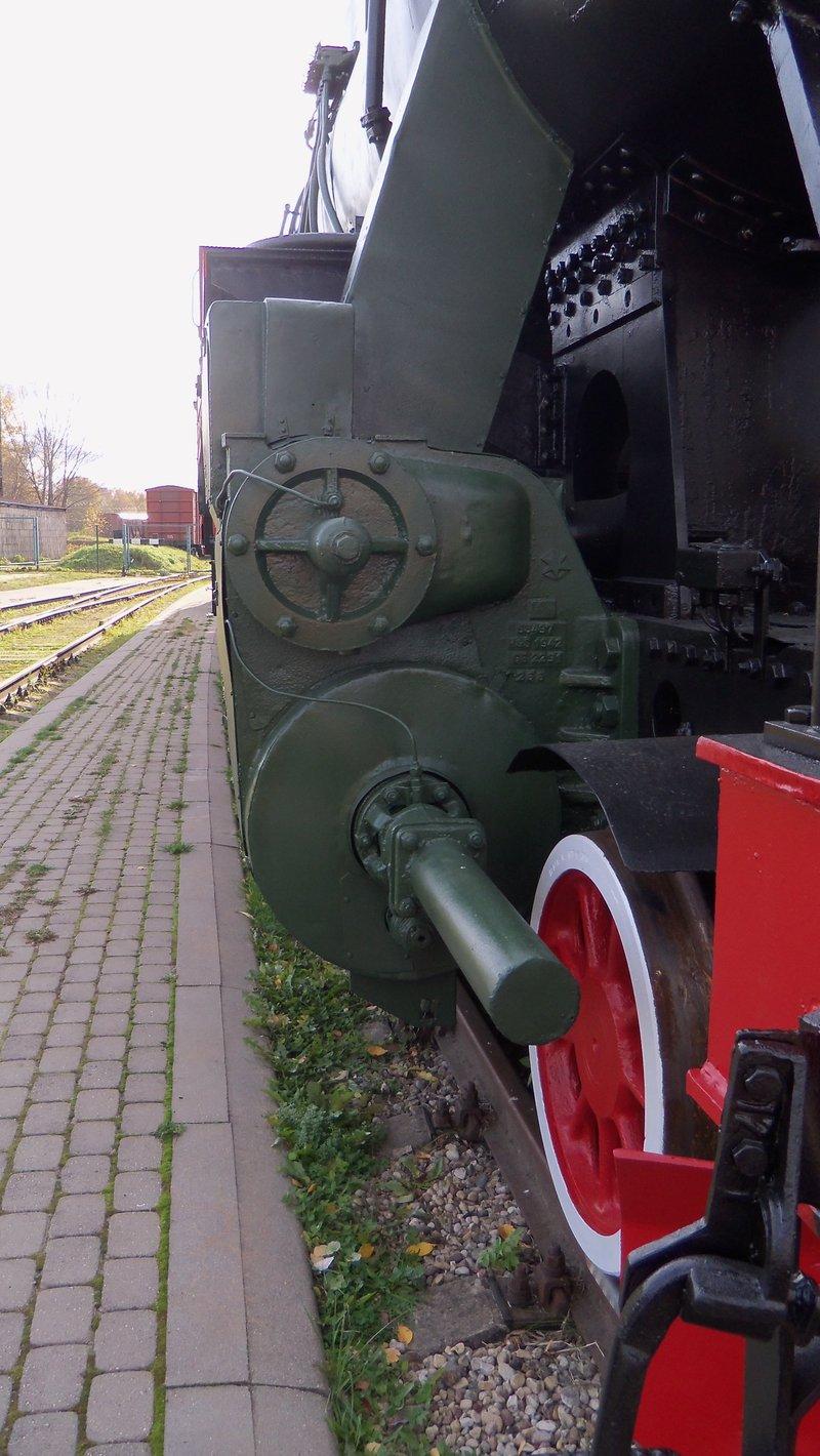 Eisenbahnbilder aus Lettland / Riga (gemischte Spurweiten) 16365196ca