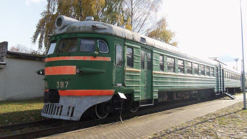 Eisenbahnbilder aus Lettland / Riga (gemischte Spurweiten) 16365226jl