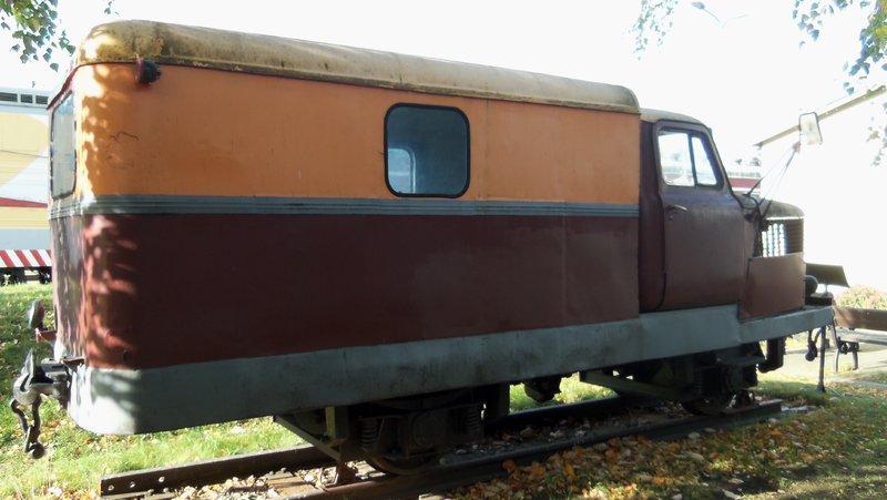 Eisenbahnbilder aus Lettland / Riga (gemischte Spurweiten) 16365232dl