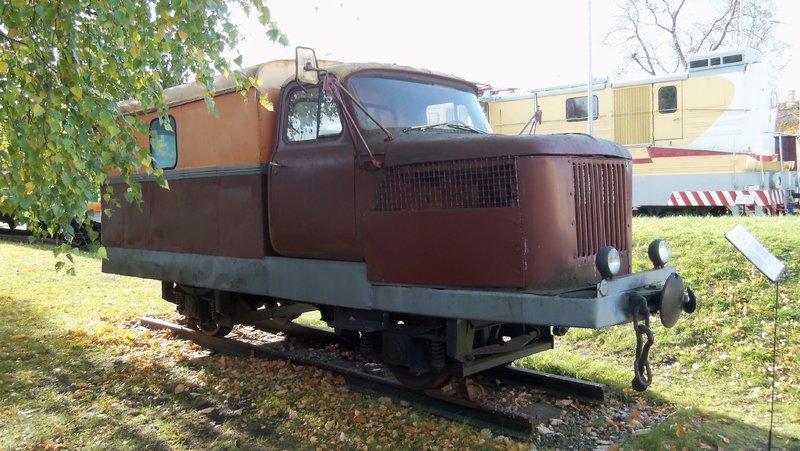 Eisenbahnbilder aus Lettland / Riga (gemischte Spurweiten) 16365238od