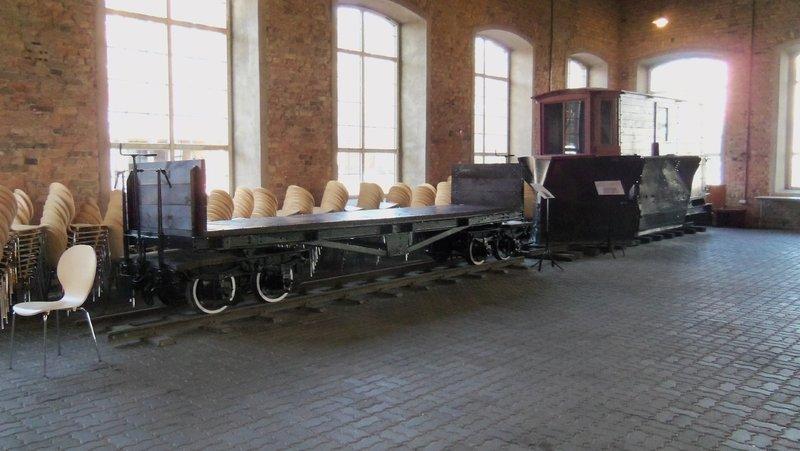 Eisenbahnbilder aus Lettland / Riga (gemischte Spurweiten) 16365243vt