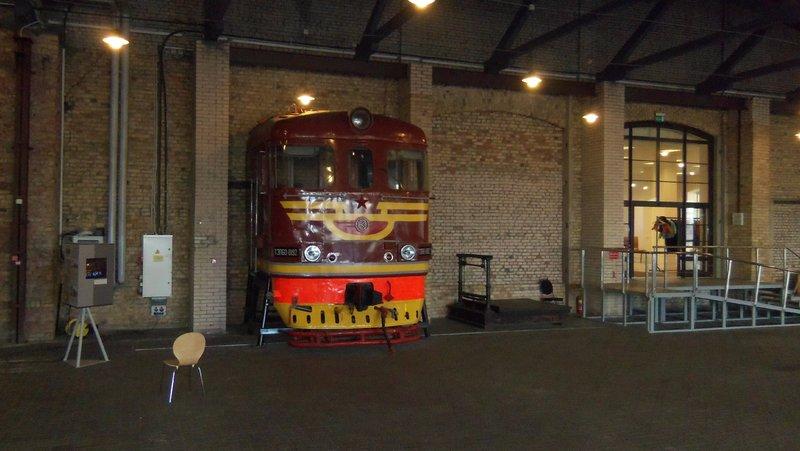 Eisenbahnbilder aus Lettland / Riga (gemischte Spurweiten) 16365255su