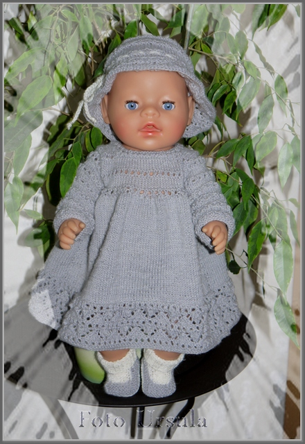 Neue Kleider Für Baby Born Junghans Wolle Handarbeitsforum